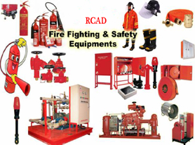 Fire Fighting Projects Designing