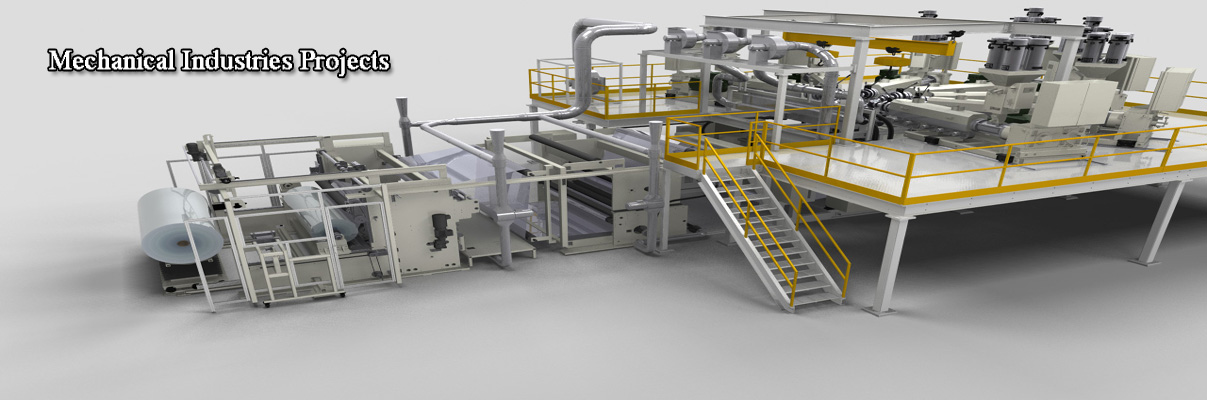 Mechanical Industries Projects Designing